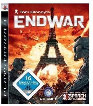 Ubisoft EndWar (PS3)