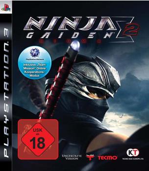 Koei Ninja Gaiden: Sigma 2 (PEGI) (PS3)