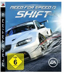 Electronic Arts Need for Speed: Shift (PEGI) (PS3)