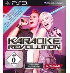 Karaoke Revolution (PS3)