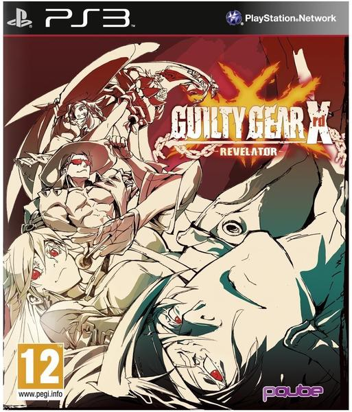 Guilty Gear Xrd: Revelator (PS3)