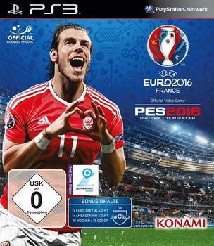Konami Pro Evolution Soccer 2016 (PS3)