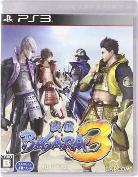 Capcom Sengoku Basara: Samurai Heroes (CERO) (PS3)