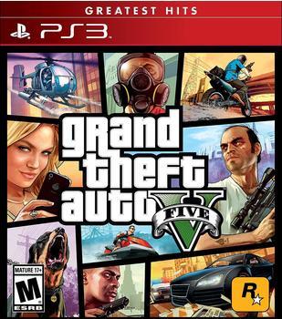 Rockstar Games Grand Theft Auto V (ESRB) (Greatest Hits) (PS3)