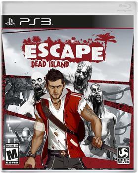 Ubisoft Escape Dead Island (ESRB) (PS3)