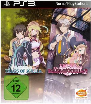 Tales of Xillia 1+2 (PS3)