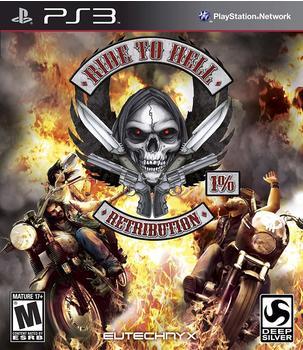 Deep Silver Ride to Hell: Retribution (ESRB) (PS3)