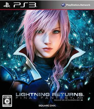 Square Enix Lightning Returns: Final Fantasy XIII (CERO) (PS3)