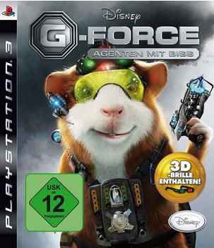 Disney G-Force: Agenten mit Biss (PS3)