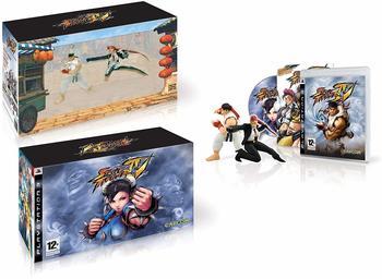 Capcom Street Fighter IV - Collectors Edition (PEGI) (PS3)