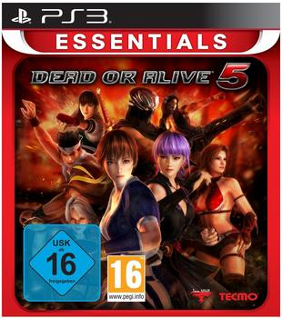 Koch Media Dead or Alive 5 Essential PS3
