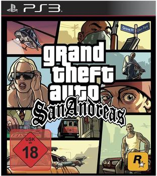 Grand Theft Auto: San Andreas (PS3)