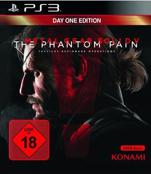 Konami Metal Gear Solid V: The Phantom Pain - Day One Edition (PEGI) (PS3)
