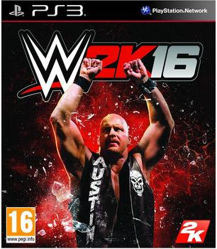 2K GAMES WWE 2K16 (PEGI) (PS3)
