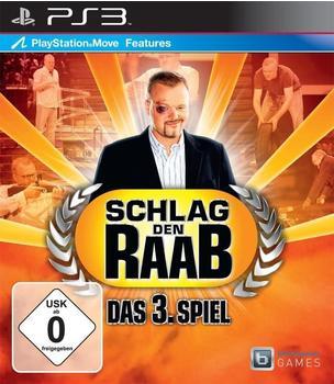Schlag den Raab: Das 3. Spiel (PS3)