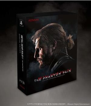 Konami Metal Gear Solid V: The Phantom Pain - Special Edition (CERO) (PS3)