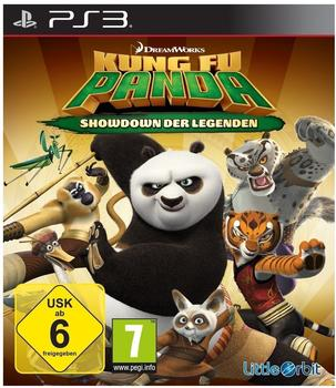 Kung Fu Panda: Showdown der Legenden (PS3)