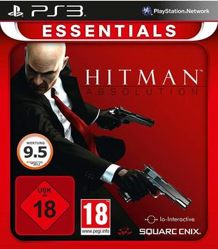 Eidos Hitman: Absolution (Essentials) (PS3)