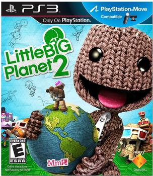 Sega LittleBigPlanet 2 (PEGI) (PS3)