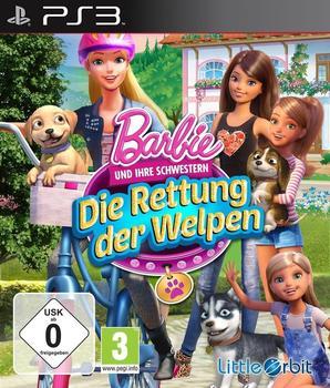 Barbie und ihre Schwestern: Die Rettung der Welpen (PS3)