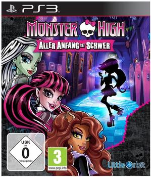 Bandai Namco Entertainment Monster High: Aller Anfang ist schwer (PS3)