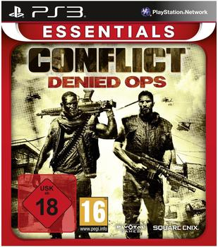 F+F Conflict: Denied Ops (Essentials) (PS3)