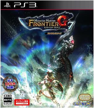 Capcom Monster Hunter Frontier G7 - Premium Package (CERO) (PS3)