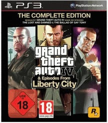 Rockstar Grand Theft Auto IV - Complete Edition (Essentials) (PS3)