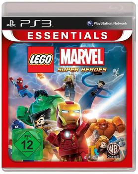 Warner Lego Marvel Super Heroes (Essentials) (PS3)