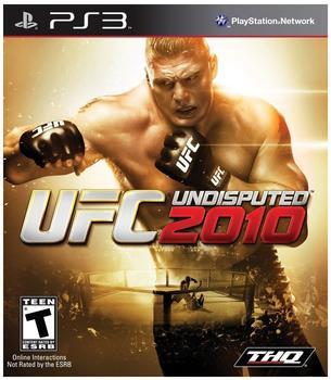 THQ UFC Undisputed 2010 (PEGI) (PS3)