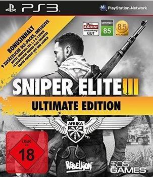 Sniper Elite 3: Ultimate Edition (PS3)