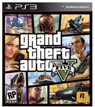 Rockstar Games Grand Theft Auto V (ESRB) (PS3)