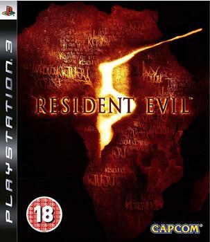 Capcom Resident Evil 5 (PEGI) (PS3)
