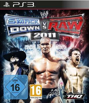 THQ WWE SmackDown vs. Raw 2011 (Midprice) (PEGI) (PS3)