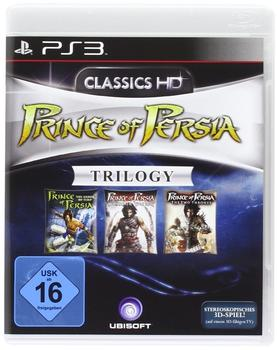 Ubisoft Prince of Persia - Trilogy (PS3)