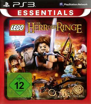 Warner LEGO Der Herr der Ringe (Essentials) (PS3)