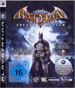 Eidos Batman: Arkham Asylum (PS3)
