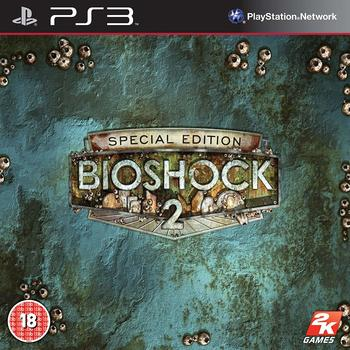 Take 2 Bioshock 2 - Special Edition (PEGI) (PS3)