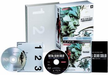 Konami Metal Gear Solid - HD Edition (CERO) (PS3)