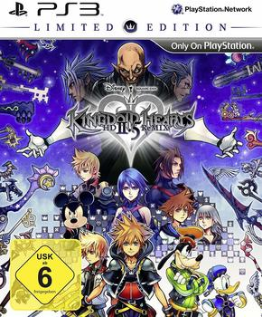 Square Enix Kingdom Hearts HD 2.5 Remix - Limited Edition (PS3)
