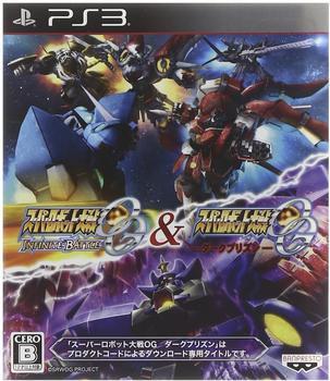 Namco Super Robot Taisen OG Infinite Battle + Super Robot Taisen OG Dark Prison (CERO) (PS3)