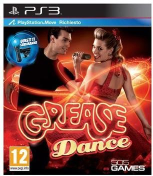 505 Games Grease Dance (PEGI) (PS3)
