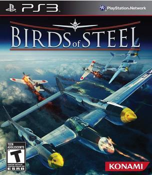 Konami Birds of Steel (ESRB) (PS3)
