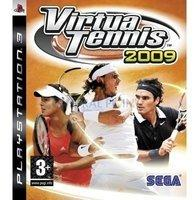 Sega Virtua Tennis 2009 (PEGI) (PS3)