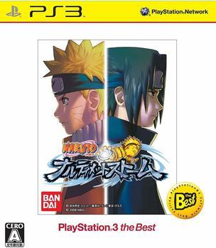 Bandai Naruto Narutimate Storm (CERO) (PS3)