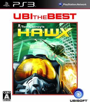 Ubisoft H.A.W.X. (UBI the BEST) (CERO) (PS3)