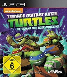 Nickelodeon Teenage Mutant Ninja Turtles: Die Gefahr des Ooze-Schleims (PS3)