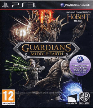 Warner Guardians of Middle-Earth (Add-On) (Download) (PEGI) (PS3)