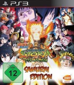 Naruto Shippuden: Ultimate Ninja Storm - Revolution - Samurai Edition (PS3)