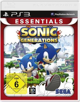 Sonic: Generations (PS3)